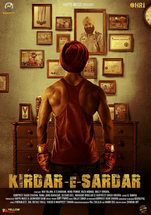 Kirdar-E-Sardar 2017 Full HDRip 720p Punjabi Movie Download