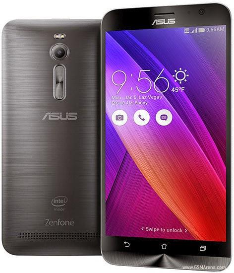 Cara Flash Asus Zenfone 2 via ADB Sideload (Firmware Official Asus)