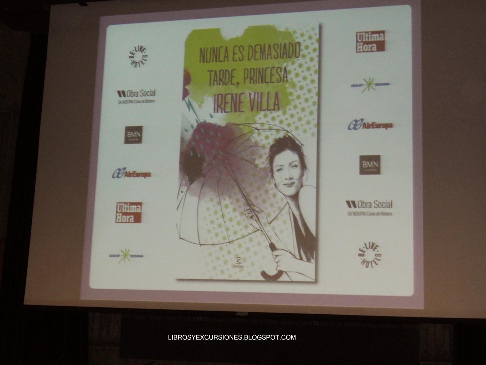 Libro De Irene Villa