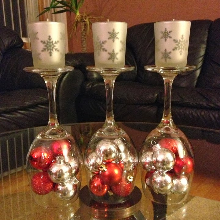 1000 Images About Christmas Crafts On Pinterest Trees & Wine Glass Ideas Decoration - Elitflat