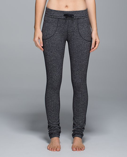 lululemon giant herringbone skinny will pants