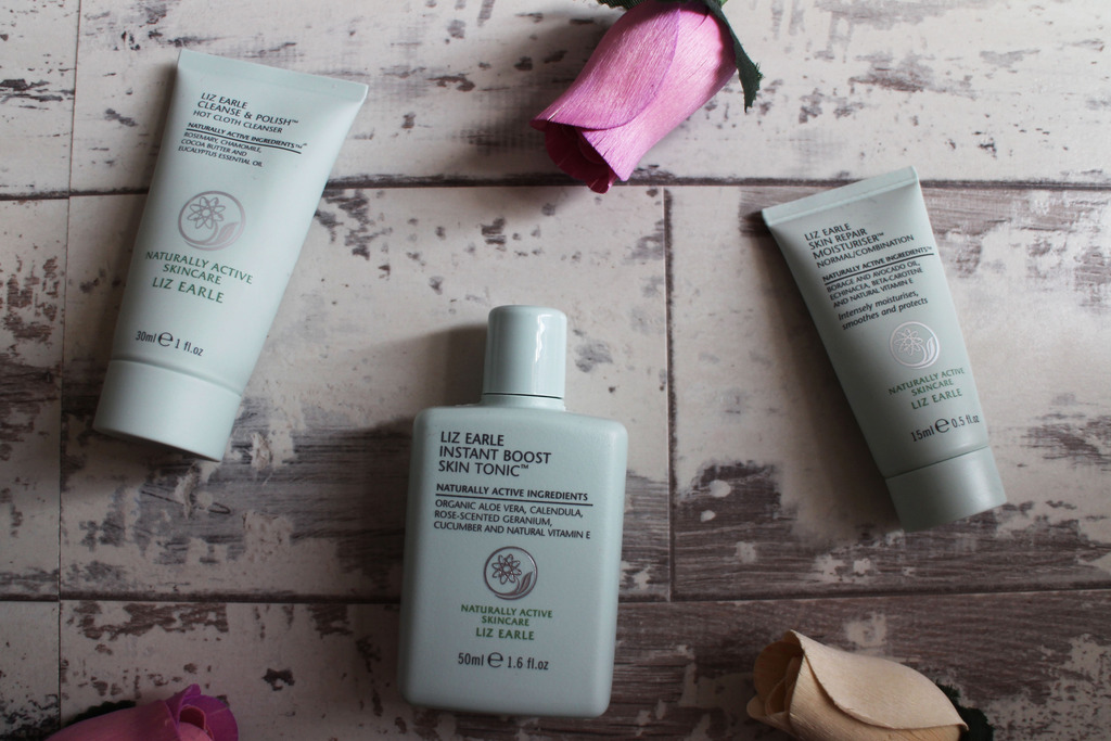 Liz Earle Gorgeous Skin Gift Set