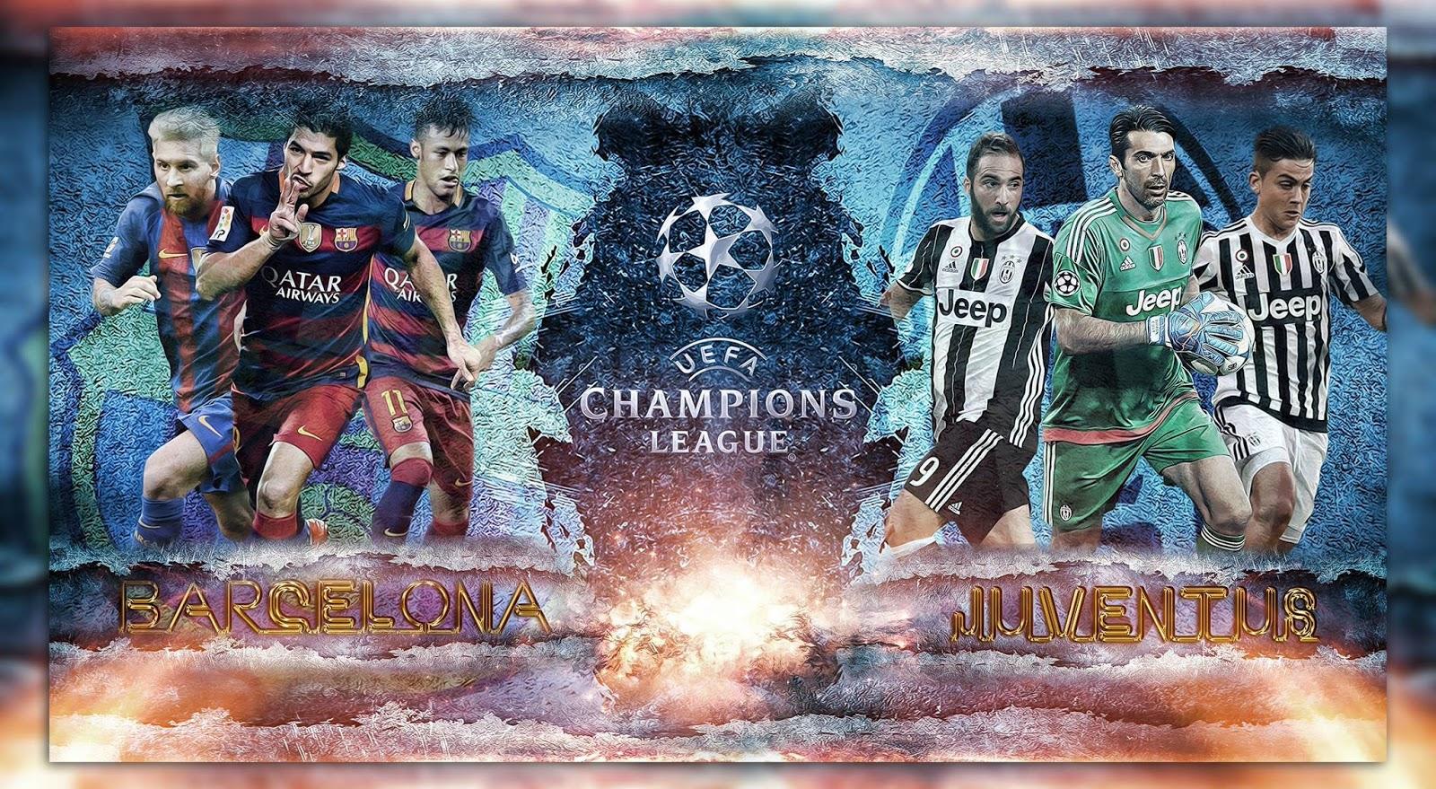 DIRETTA Calcio: Barcellona-JUVENTUS Streaming, Monaco-Borussia Rojadirecta. Vedere partite Oggi in TV. Domani Europa League
