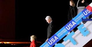 La candidata demócrata lidera las últimas encuestas nacionales y se adelanta en los estados decisivos