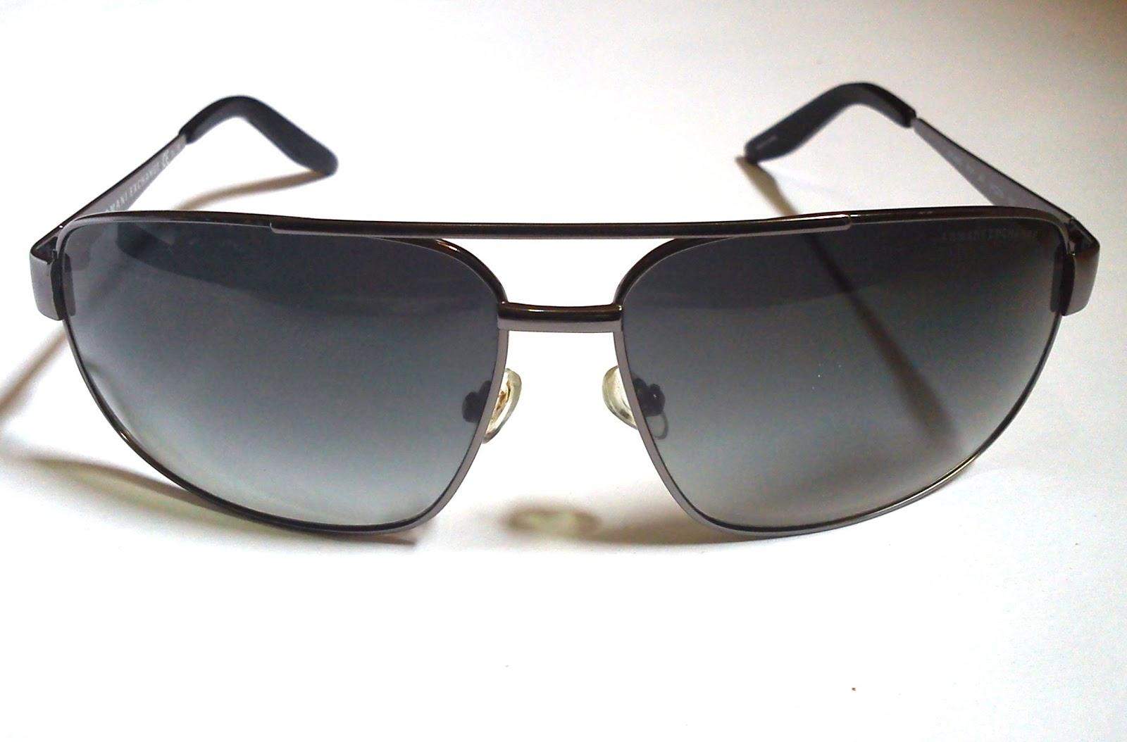 e559e3ed3c897 óculos De Sol Armani Exchange Ax139 s - Mike Simmons
