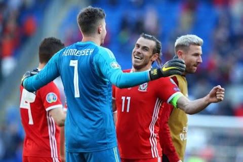Eb-selejtezők - Wales korai góllal legyőzte Szlovákiát