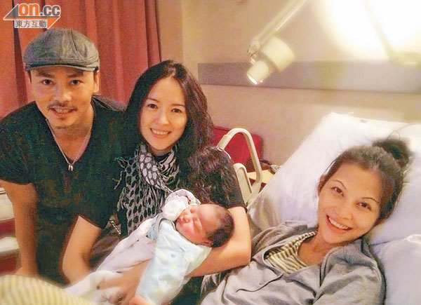 TVB Entertainment News: Ada Choi's Second Daughter is Born ...