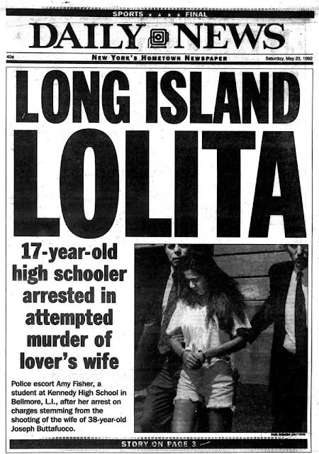 Image result for amy fisher incident in 1992 newspaper articles
