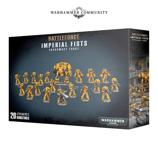 Battleforce Imperial Fists