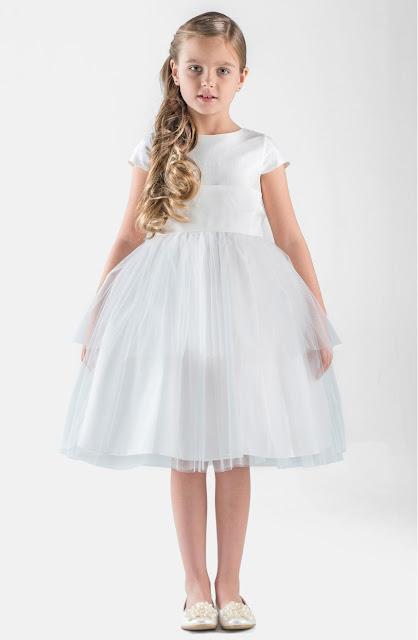 vestidos de primera comunion con boleros