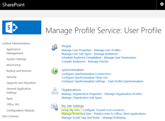 sharepoint 2016 set my site host url powershell