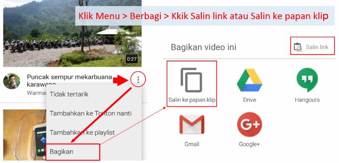 Cara Download Video Youtube Tercepat Tanpa Aplikasi dan software di pc dan android