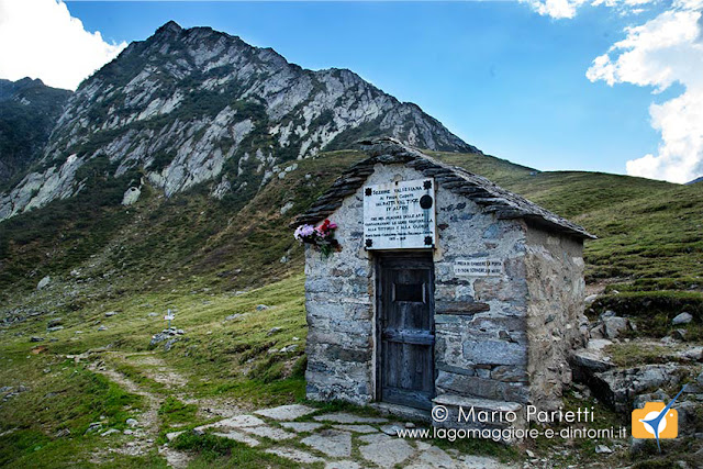 Cappelletta all'Alpe Selle