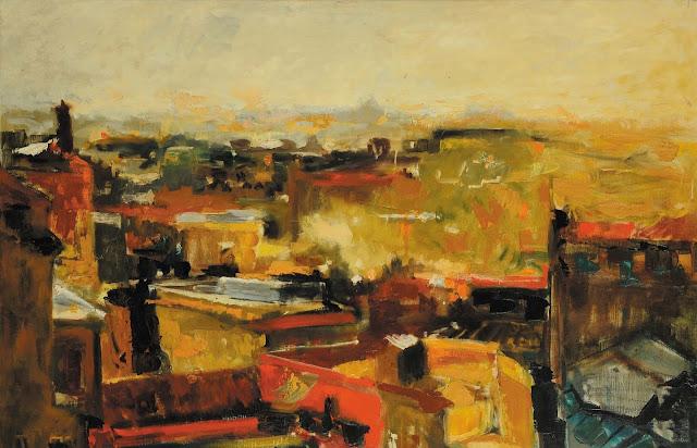 Ugo Attardi - Italian Modern Painting