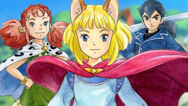 Ni No Kuni II: Revenant Kingdom é RPG para ficar de olho