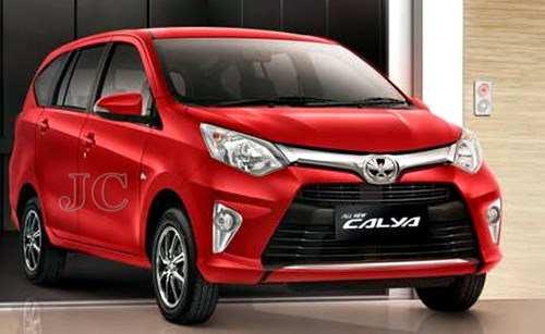 Daftar Harga Mobil Toyota Calya Murah Terbaru 2016