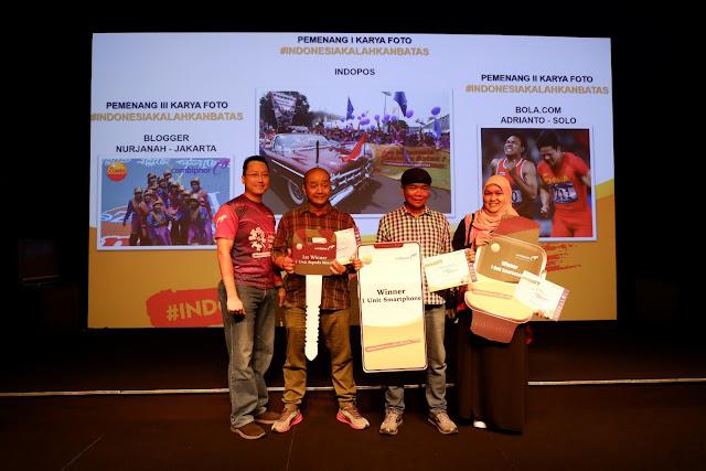 combiphar memberikan hadiah kepada warganet atas kampnye indonesia kalahkan batas