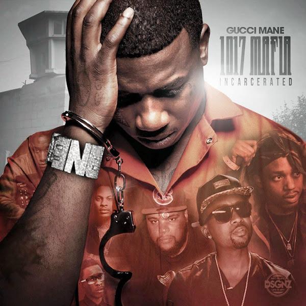 Gucci Mane - 1017 Mafia Cover