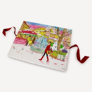 calendrier avent mamzelle lili l'occitane my little paris