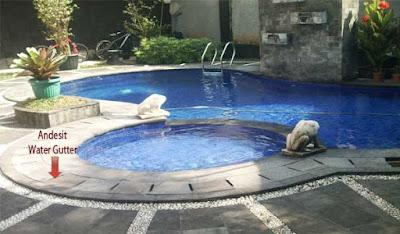 batu kolam renang