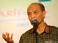 Buya Syafii Maarif: Jangan Memperalat Tuhan untuk Tujuan Pragmatis Politik