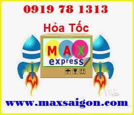 chuyển phát nhanh hỏa tốc trong ngày Maxsaigon