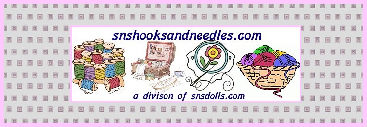 Stitch 'N Stuff Hooks and Needles