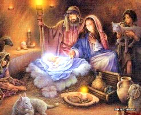 Victor Hutabarat Lirik Yesus Telah Lahir