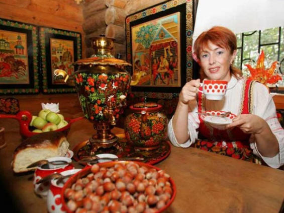 Tradisi minum teh, ternyata tak Cuma ada di Indonesia dan Jepang
