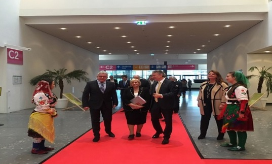 Albania participates in the International Tourism Fair in Stuttgart