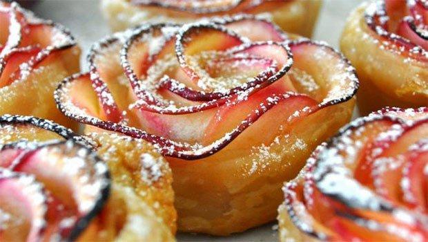 tartelette bouquet rose Passard