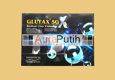 Glutax 5GX Xcellent Ultra Whitening, Glutax 5GX Xcellent, Glutax 5GX excellent, Glutax 5GX harga, Glutax 5GX Murah, Suntik Putih Glutax 5GX Xcellent