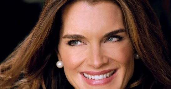 Hairstyles For 40 Year Old Brooke Shields Hairstyle