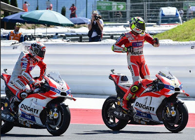 Highlight MotoGP Red Bull Ring, Austria 2016