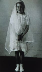 Pauline Boty, Confirmation, June 1948