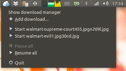 "Idm how i can install ""internet download manager"" on ubuntu."