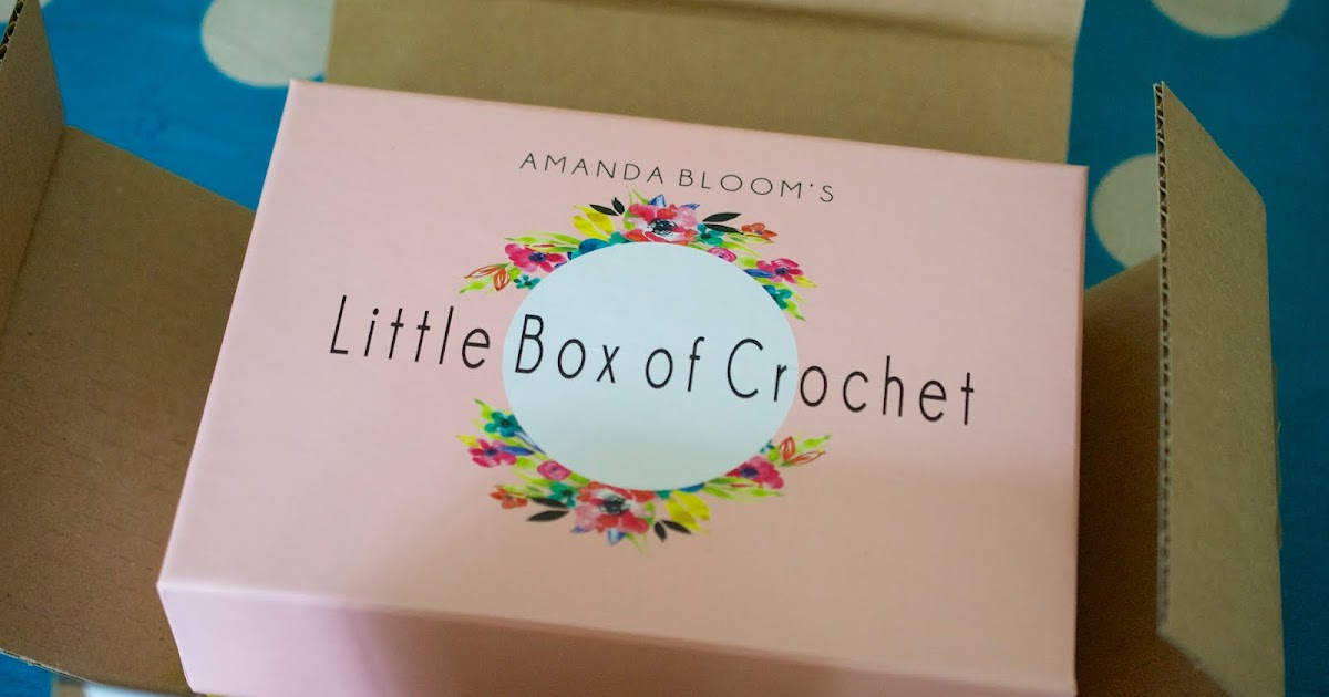 Greedy For Colour Little Boxes Of Crochet