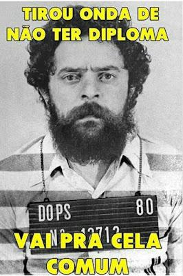 Carta de 'concursado' em resposta ao ex-presidente Lula viraliza na internet