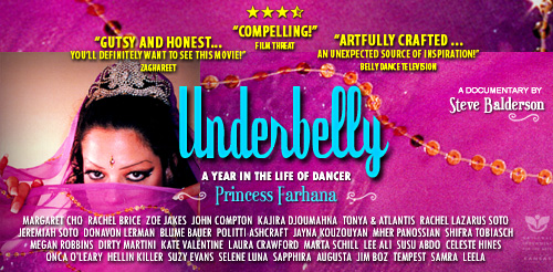 Cult films and the people who make them: Underbelly