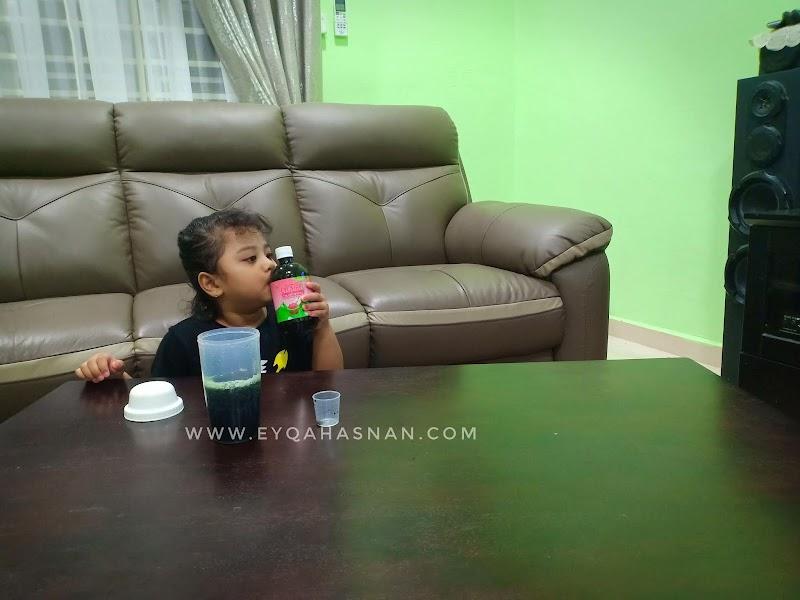Minuman Campuran Botani: Surya Chlorophyll Kaya Dengan Multivitamin