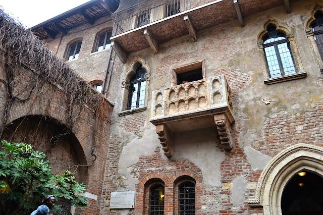 balcon de julieta verona italia
