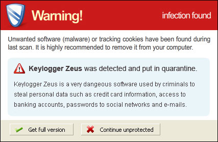 zeus trojan removal instructions