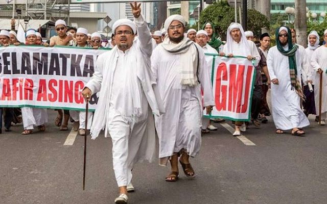 "Gus Mus Sindir Habib Rizieq ""Ulama Kok Pimpin Demo"""