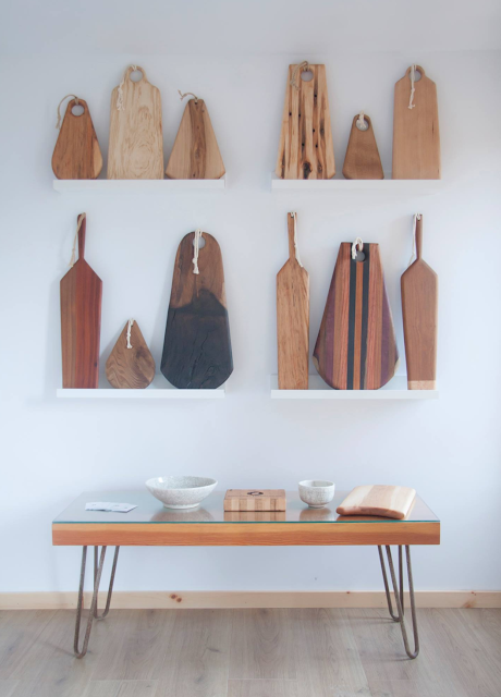 Good Eric Youngu0027s Grassroots Furniture Company Makes Sustainable Kitchen Wear  And Bespoke Furniture. Ericu0027s Chopping Boards Are All Uniquely Beautiful.