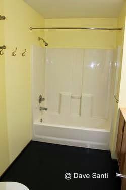 Baño ducha casa pequeña