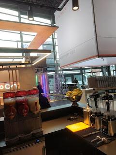 Slusheismaschine Messe Catering Frankfurt