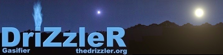 """the DriZzleR Gasifier Blog"""