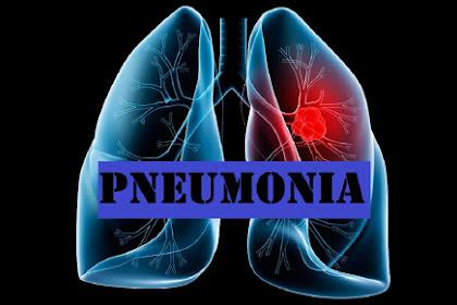 LP PNEUMONIA | Laporan Pendahuluan Pneumonia