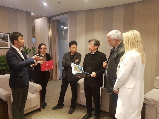 Συνεργασία στον τομέα του πολιτισμού της Περιφέρειας Πελοποννήσου με το Πεκίνο