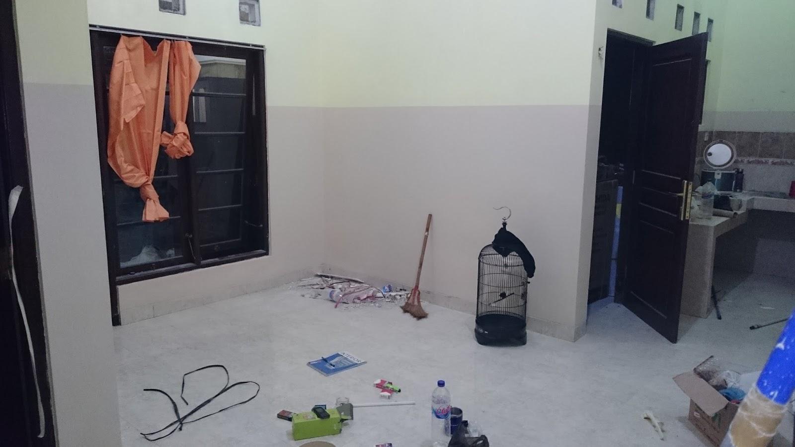 Jasa Pengecatan Rumah Jogja: Pengecatan Interior di ...